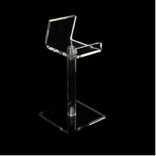 Acrylic Cell Phone Pedestal Display Stand