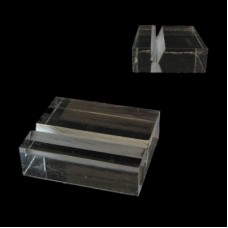 """Acrylic Card Stand Holders 1.25"""""""