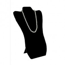 Extra Tall Necklace Display Easel - Black