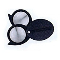 Pocket Loupe  - Double 7.5x Lens