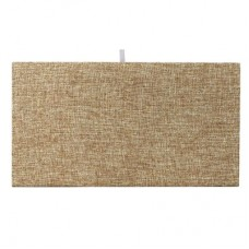 Burlap Jewelry Tray Liner Full Size